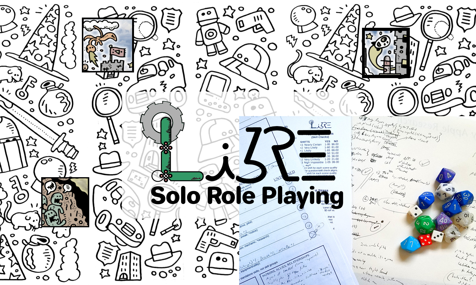 Libre Solo Role Playing